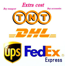 Add Cost Global Express Service (DHL   TNT   FedEx   UPS ) Remote cost Urgent shipping services