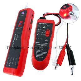 Wholesale NewTelephone Tracer Network BNC RJ45 RJ11 Cable Tester Tracker Electric Wire Finder
