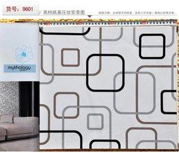 Modern Livingroom Embossed wallpaper TV Background Wall Paper European Black And White Stripes Fashion Wallpaper