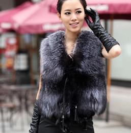 2017 women s faux fur vest De alta qualidade! 2015 New pelúcia colete fashion Plush pele do falso das mulheres est parágrafo curto colete de pele colete colete de casaco jaqueta mulheres orçamento women s faux fur vest