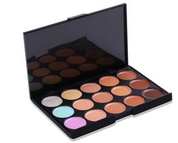 15 Colors Concealer Palette Concealer Facial Face Cream Care Camouflage Makeup base Palettes Cosmetic