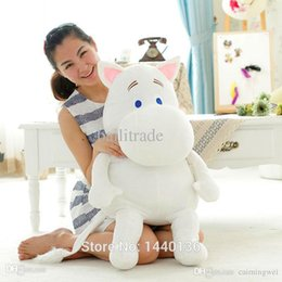Wholesale Moomin Plush Toy Moomin Valley Soft Gift Moomin Hippo Doll cm Christmas Gift