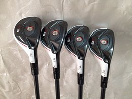 Wholesale Golf Clubs R15 Hybrids Rescues Graphite shaft Regular flex R15 Golf Hybrid Rescues Right hand