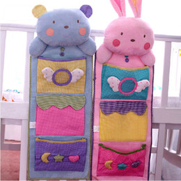 Wholesale Baby bed bag baby diaper bottle bags toy bags storage storage baby bedding set crib cot nappy changing bag bolsa de bebe Diapers
