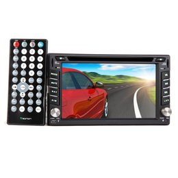 Wholesale EinCar G2104u Inch Double DIN Car DVD Player with GPS System Support Bluetooth Ipod Input Steering Wheel Control for Ad System GPS