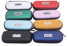 Large ecig Carry Case Ego holder DHL FREE SHIPPING UK EGO E SHISHA ZIP CASE HOLDER