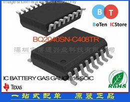 Wholesale BQ2040SN C408TR IC BATTERY GAS GAUGE SOIC BQ2040SN C408T New original