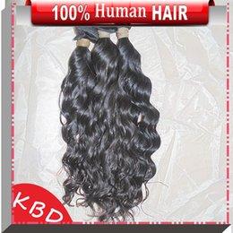 2017 vague d'eau armure bouclée Bonjour à 100% Human Hair Weave réel Malaysian Eau cheveux naturels Vague Curly Vigin cheveux 3pcs / lot 300g épais Ends complet Bundles TOP 8A Vente CHAUDE vague d'eau armure bouclée sortie