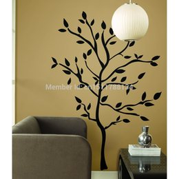 Wholesale 175 cm D PVC Creative DIY LARGE Photo Frame TREE parade removable decal WALL stickers HOME DECOR Add photos available