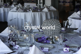 Freeshipping crystal candle holder, home decoration, 109wedding supplies, candlelight dinner,