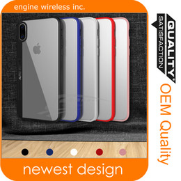 Wholesale Factory price new design products for iphone X cover Ultra thin TPU mobile phone case