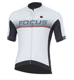 Wholesale 2016 Focus Classic Best Quality Jersey Outdoor Racing Bike Jersey Cycling Clothing sets Giant Style Jersey