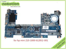 Wholesale NEW motherboard for HP Mini mini laptop main board Intel Atom N450 Ghz cpu DDR2 tested