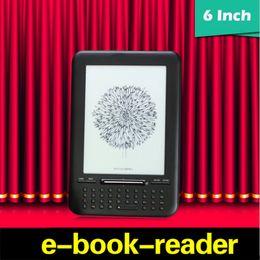 Wholesale Original Pearl eink Screen inch ebook Reader GB FB2 Russian Electronic E book for LG e ink Reader R6020BQ Multi Language