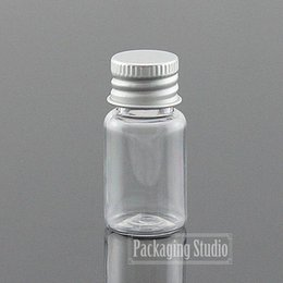 Wholesale 10 ml Plastic Cosmetic Empty Bottle Essential Oil Cream Shampoo Lotion Packaging Containers Bottles