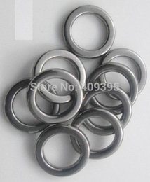 Wholesale 100pcs kg solid rings for lead fish Fishing ring Fishing Swivles Stainless steel No Rust Good quality