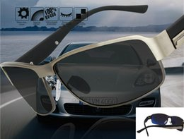 Wholesale Fashion Summer Polarized Coating Sunglass Alloy Polaroid Sunglasses for men Driving glasses Sports sun Goggles Eyewear