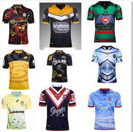 Hot sales 2017 World Cup NRL Jersey 17 18 New Zealand kiwi tonga rugby Jerseys SAMOA kiwis England rugby shirt Australia shirts