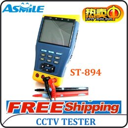 Wholesale ST894 RS485 Data Capture portable cctv tester