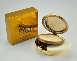 Wholesale 72pcs New Arrival cosmetics supplying baked bronzer highlighter powder for face and body nk cake powder ML free DHL ship