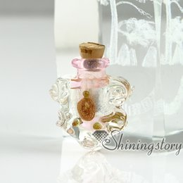glass vial pendant for necklace necklace bottle pendants small decorative glass bottles miniature glass bottle necklace pendant