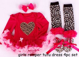 2016 Baby girls long sleeved christmas rompers tutu dress 4pc set infant 3D cake tutu romper dress + dot waking shoes + rainbow leg warmers