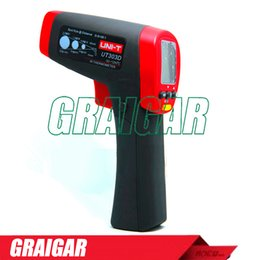 -32°C ~1250°C Professional Handheld Infrared Thermometers UNI-T UT303D Industrial temperature gauge Non-contract Digital IR Thermometer Gun