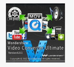 Wholesale DVD video conversion software Wondershare Video Converter supports D conversion