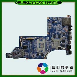 Ordinateur portable hp i7 en Ligne-Gros-Vente 605320-001 ordinateur portable carte mère pour i7 HP Pavilion 605320-001, entièrement testé travaillant en bon état