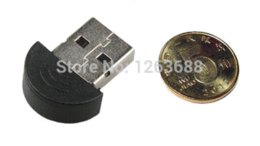 Wholesale NEW Mini USB Microphone MIC Audio Adapter For PC Notebook MSN Skype ICQ Yahoo