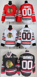 Wholesale 30 Teams Clark Griswold Chevy Chase Hockey Jersey Chicago Blackhawks Ice Hockey Jerseys