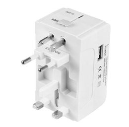 Useful 933L 4 in 1 (EU + UK + AU + US Plug) 6A Universal USB Charger Travel Adaptor power adaptor whole sale
