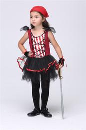 2015 Halloween Kid's Clothing Girls Dress Two Pieces The Game Clothing Costume Party Cosplay Performance New Clothing