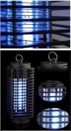 Wholesale Hot Sale High Quality Bug Zapper Mosquito Insect Killer Lamp Electric Pest Moth Wasp Fly Mosquito Killer V V