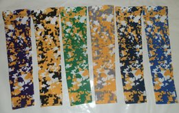 Wholesale Digital Camo Baseball Football Wicking arm sleeve 138 colors in stock 7 sizes in stock