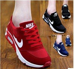 Wholesale Ms gratis verzending zomer en herfst van outdoor schoenen vrouwelijke studenten netto oppervlakte ventilatie lucht schoenen casual sch