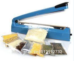 Wholesale Hand pressure heat sealing machine household goods plastic food packaging aluminum foil coffee bags Sealer F