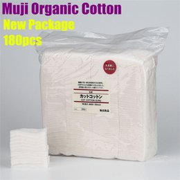 Wholesale organic cotton japanese cotton muji unbleached cotton Pad Wick Nature Cotton for rda rba Atomizer coil build wicking by DHL