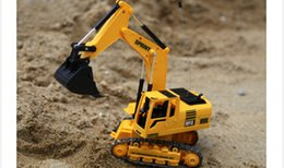 Wholesale Remote Control Excavator Six Channels Wireless Remote Control Degree Rotation Can Lifted