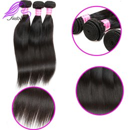 Wholesale Remy and Soft Human hair extensions Brazilian Peruvian Malaysian Indian hair weave straight Extensions Ahigh quality days no reason return