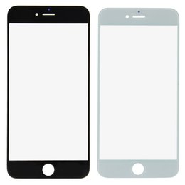 Wholesale High Quality Touch Screen Digitizer Lens Mirror for Apple iPhone iPhone Plus Screen Glass Lens Digitizer B0518