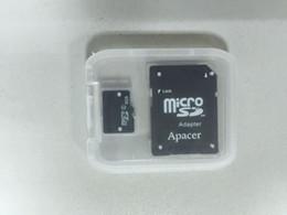 Usb de la caja de plástico en Línea-TF tarjeta MMC 1000pcs SD caja de caja de plástico