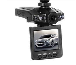 2017 cámaras de guión recuadro negro Venta caliente 2.5 '' Car Dash cámara DVR registrador cámara sistema negro cuadro H198 noche versión Video Recorder tablero Cámara 6 IR LED cámaras de guión recuadro negro en venta