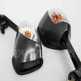 Wholesale motorcycle parts Motor OEM Aftermarket Mirrors GSXR600 GSXR1000 Rear View Mirror