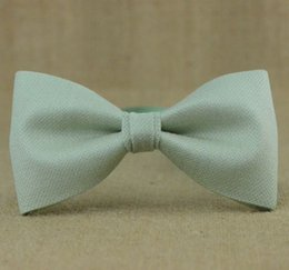 Wholesale The white house red bean green silk tie handmade wedding groom groom high end collar tie bow tie