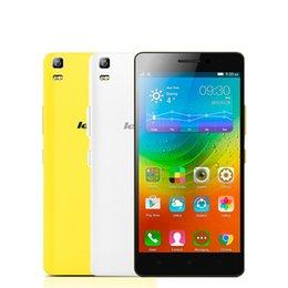 Original Lenovo K3 Note K50-T5 4G LTE Téléphone Mobile MTK6752 Octa Core 5.5