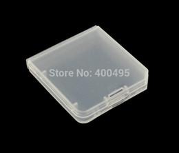 3ds jeux gratuits à vendre-Livraison en gros-Free 100PCS / LOT pour Box 3DS / DS Game Card Case cartouche