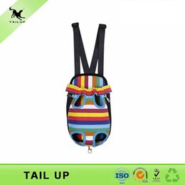 Wholesale pet legs out front carry bag carry backpack for dogs