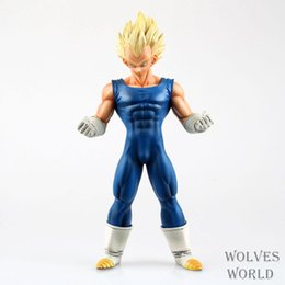 Wholesale Dragon Ball Action Figures Toys PVC Super Saiyan MSP Large Group Of Vertical Decoration Dolls For Children Gifts CM Height DB3026