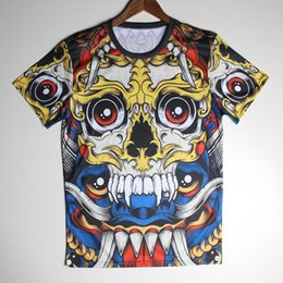 Wholesale-Harajuku Cool Mens 3d T Shirts Pink Floyd Tshirts Jesus Top Tees Chocolate T-shirt Hip Hop Clothing Swag Funny Camiseta O Neck